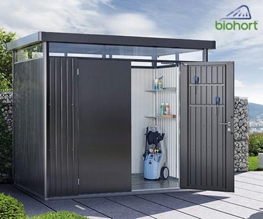 zahradni domek Biohort