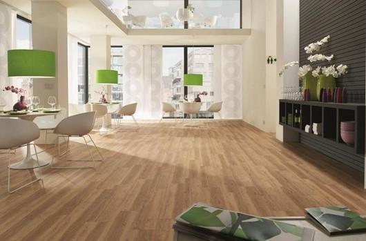 Podlaha doladi interier