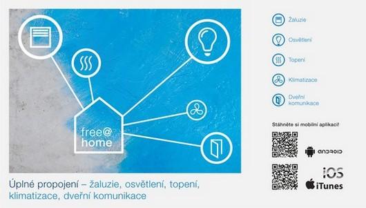 ovladani systemem ABB-free@home