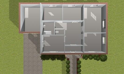 simulace domu