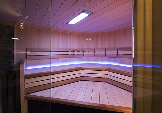 luxusni sauna