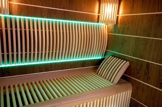 domaci sauna