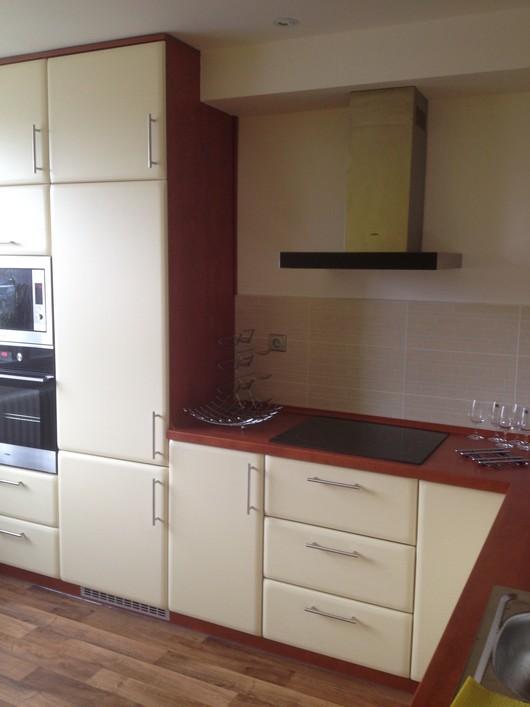 kuchyne po rekonstrukci